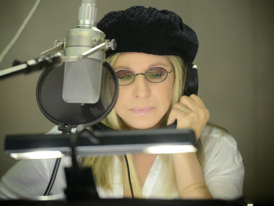 Barbra Streisand launchs a Sirius XM Radio Channel