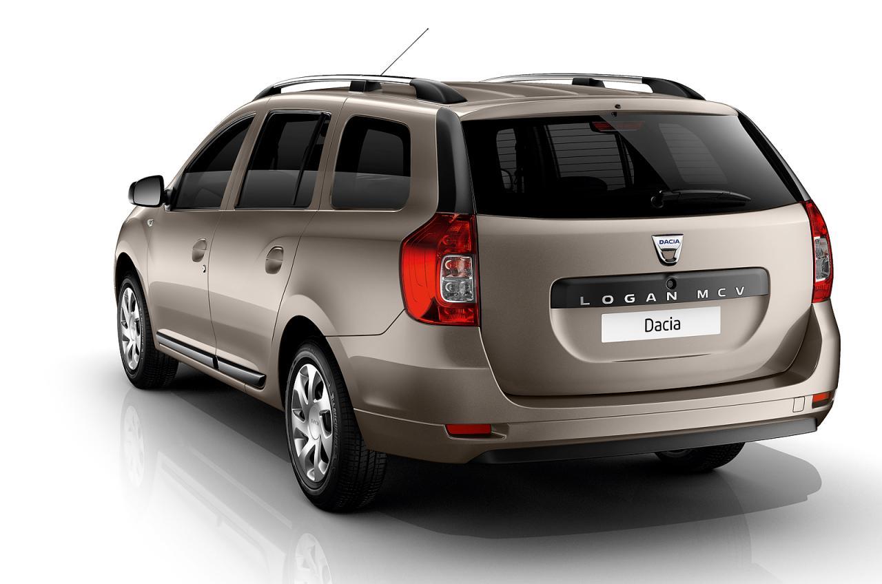 ... ismiyle pazarlanan Dacia Logan'ın station wagon seçeneği MCV oldu