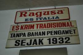 Sejarah Ragusa Es Krim Italia