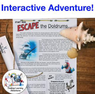 Kids will love this interactive adventure!
