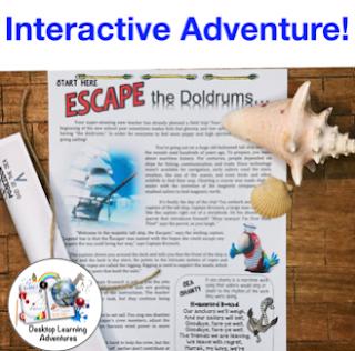 Kids will love this interactive adventure!