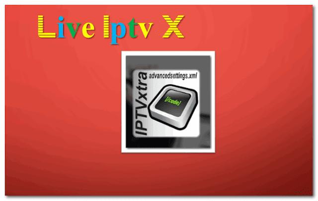IPTVxtra easy AS live tv addon