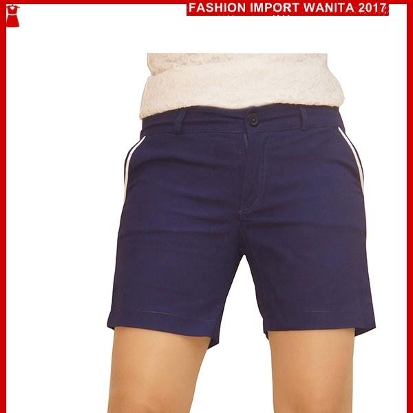 ADR062 Celana Tua Biru Pendek Hotpant Import BMGShop