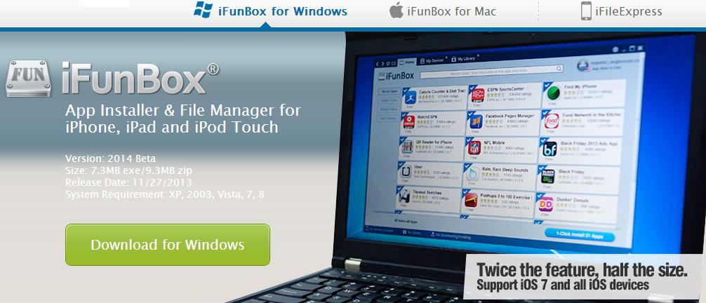 Video guida per usare iFunbox - come copiare file per avere