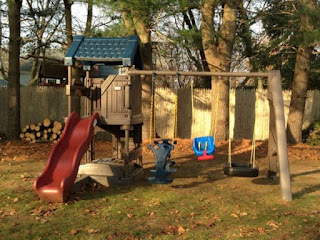 Little Tikes Swingset