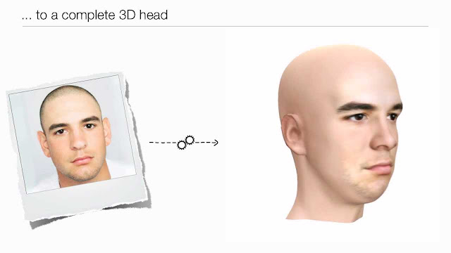 How to Create A 3D Model of Your Face Using a Single Image