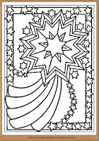 rising stars advance adults coloring pages