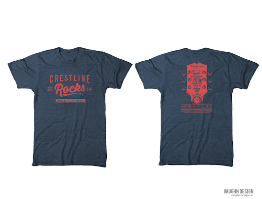 Love Crestline Rocks? Get The T-Shirt?