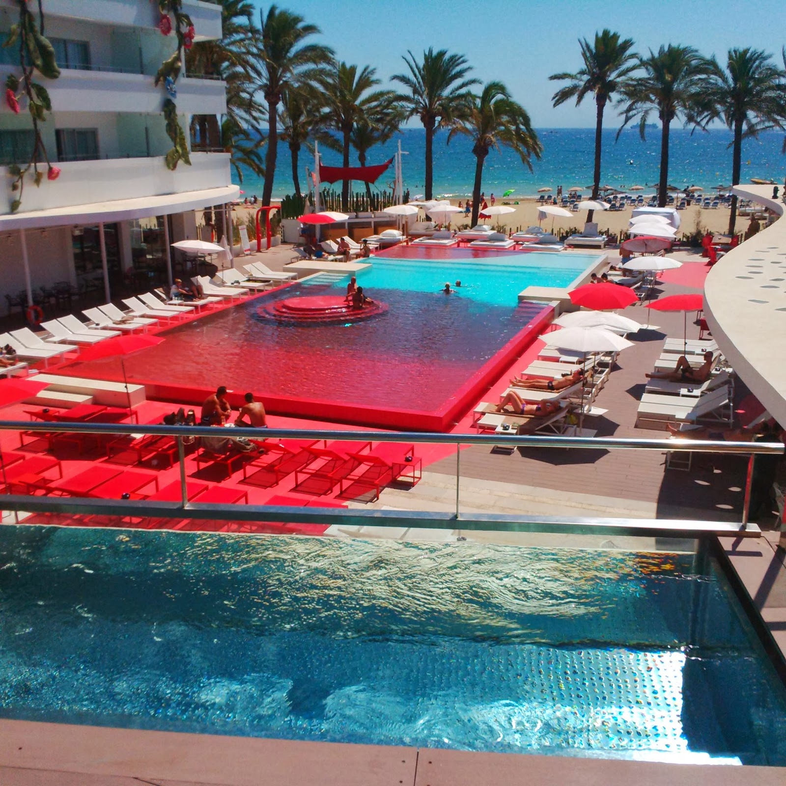Jessica Brown The Best Hotel In Ibiza Go Now If Not