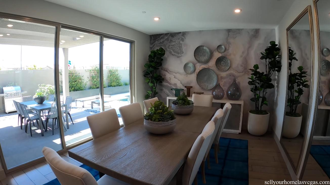 Interior Design Tour vs. New Model Home For Sale | Strada 2.0 | Pardee Homes | $886,925 | Outdoor Living | Custom Pool | Loft