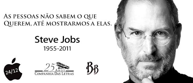 Promo: Steve Jobs - A Biografia. 7