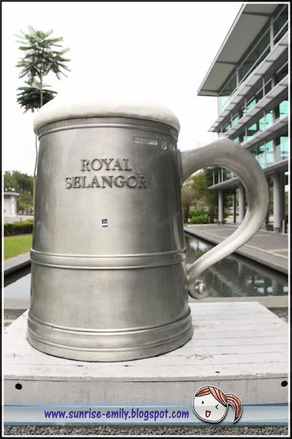 Royal Selangor Visitor Centre, KL