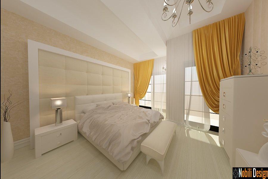 Design interior dormitor casa moderna Bucuresti | Design Interior - Amenajari Interioare - Bucuresti - Design interior - casa - Bucuresti-Servicii design interior-Arhitect-Amenajari Interioare