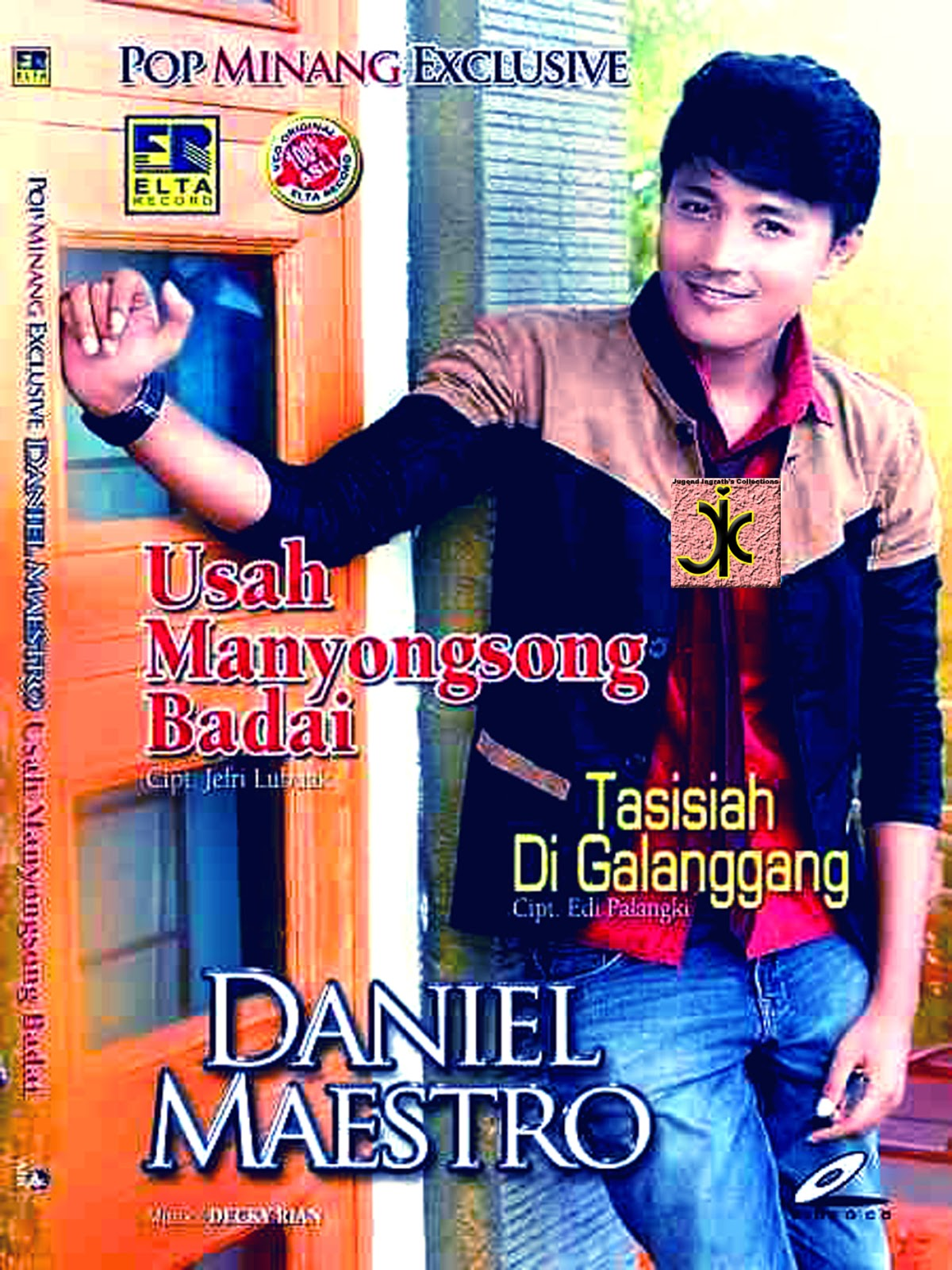 Lagu Minang Terlengkap Daniel Maestro