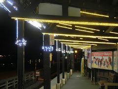 江ノ電駅イルミネーション:鎌倉高校前駅