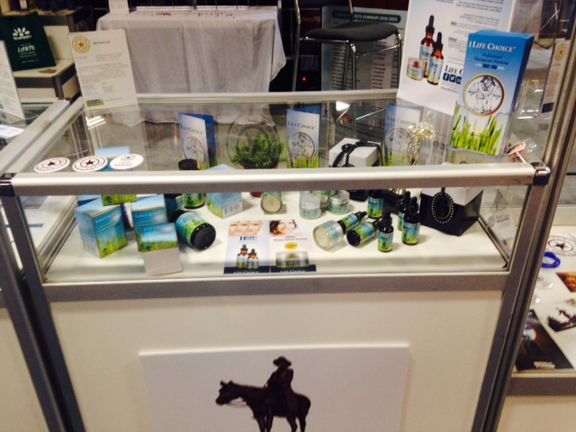 Life choice life choice attends made in cochrane 2016 for Made in the south craft shows