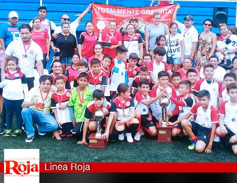 Más de 250 familias integran la escuelita de fútbol para todos CROC