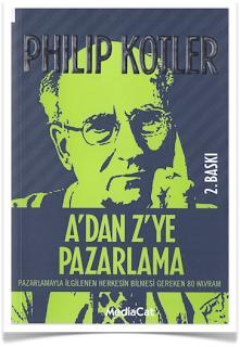 Pazarlama Gurusu Philip Kotler ile ''A'dan Z'ye Pazarlama''