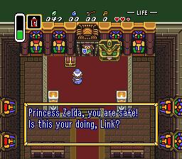 Corona Jumper: Legend of Zelda: A Link to the Past (Super