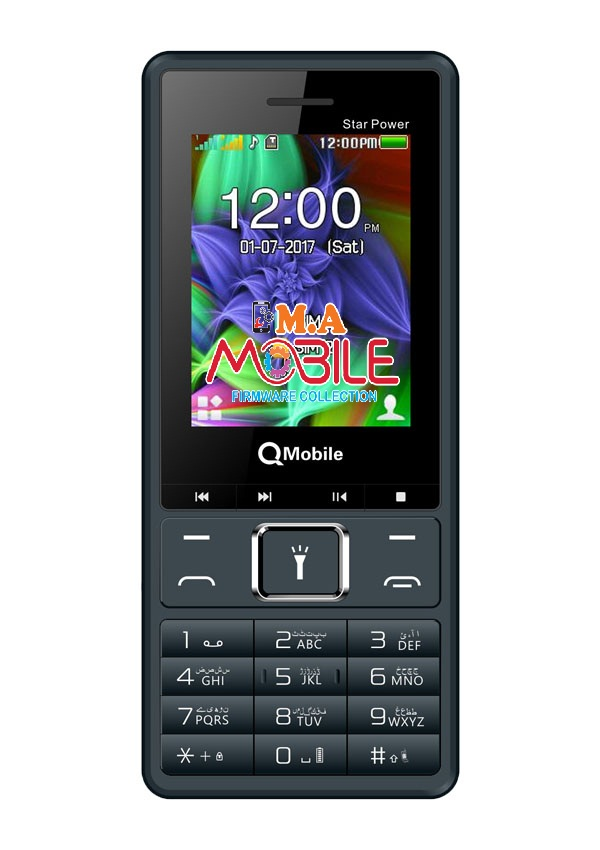 Mobile Firmware Free Download: Qmobile Super Star Music flash file