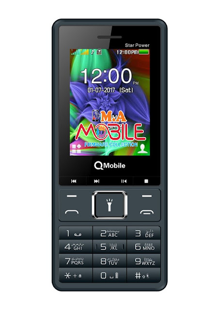 Qmobile Super Star Music flash file tested