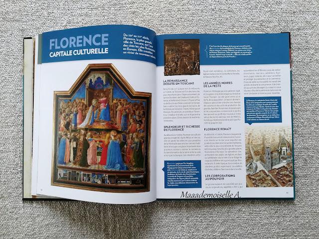 || Léonard de Vinci, maître de la Renaissance (Présentation & Avis)(Chut, les enfants lisent # 107)