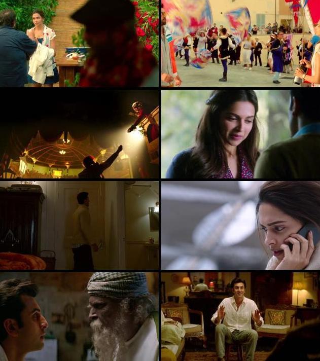 Tamasha 2015 Hindi 480p BluRay