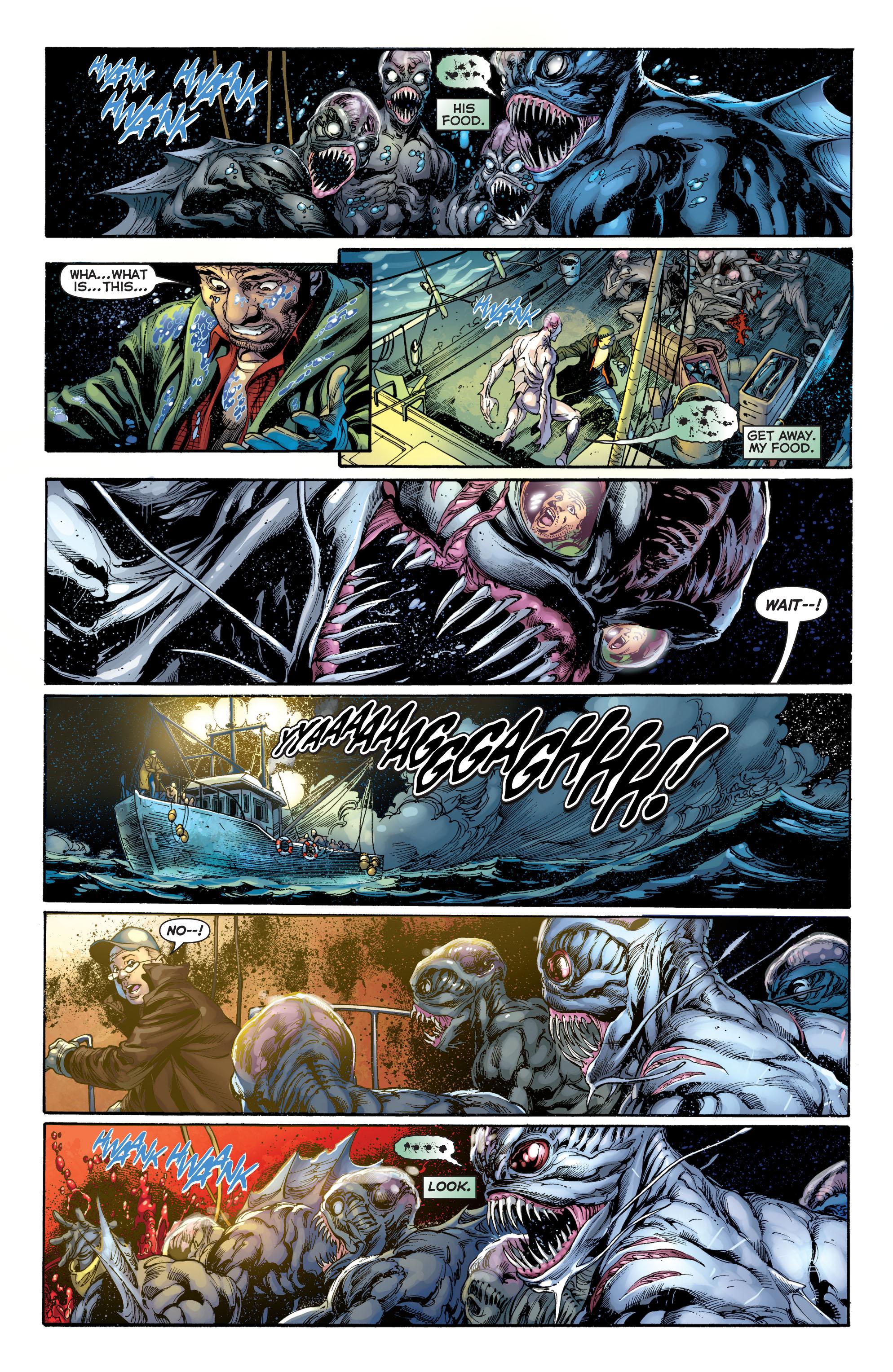Read online Aquaman (2011) comic -  Issue #2 - 5