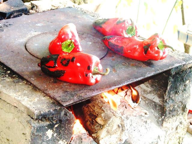 Ko voli pečene paprike?