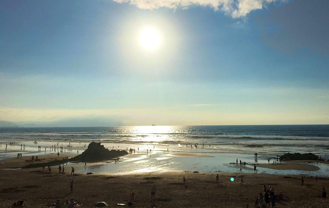 playas sopela