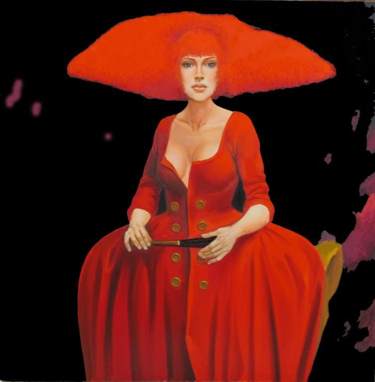 Andrius Kovelinas Magic red