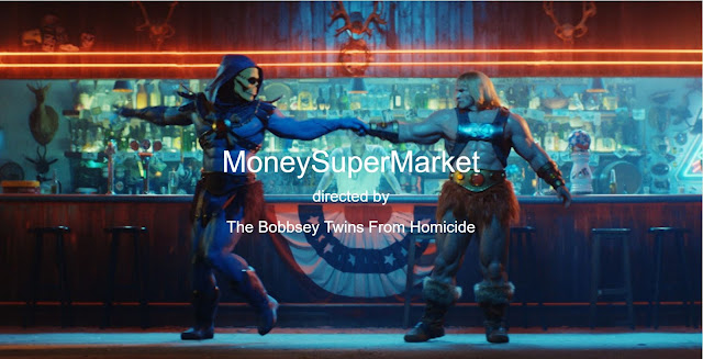 He-Man & Skeletor Dirty Dance in Blink Production s Latest Campaign for MoneySuperMarket