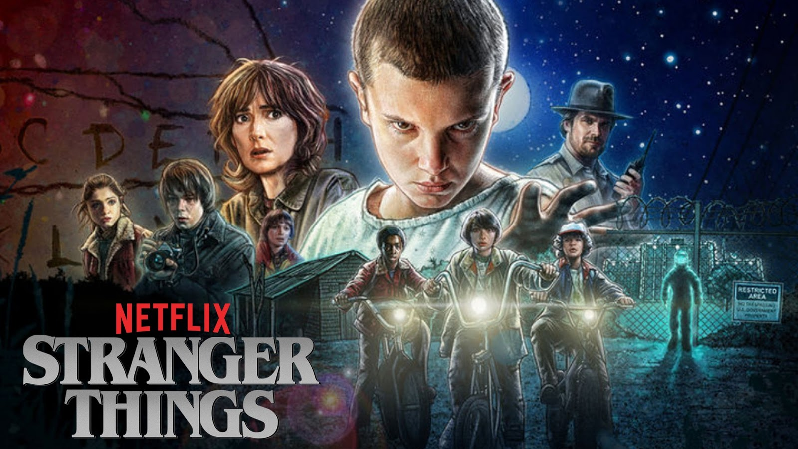Maxinity Stranger Things Cest Le Moins Quon Puisse Dire