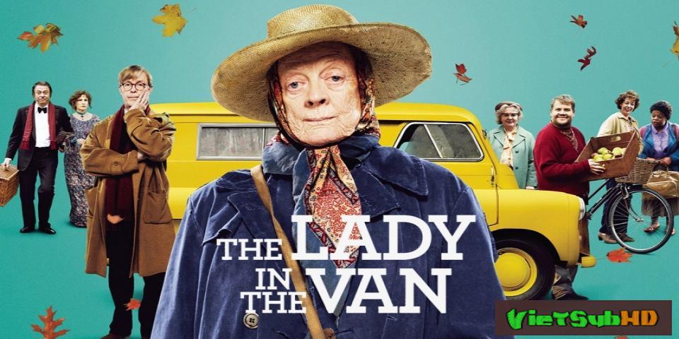 Phim Cụ Bà Trên Xe Thùng VietSub HD | The Lady in the Van 2015