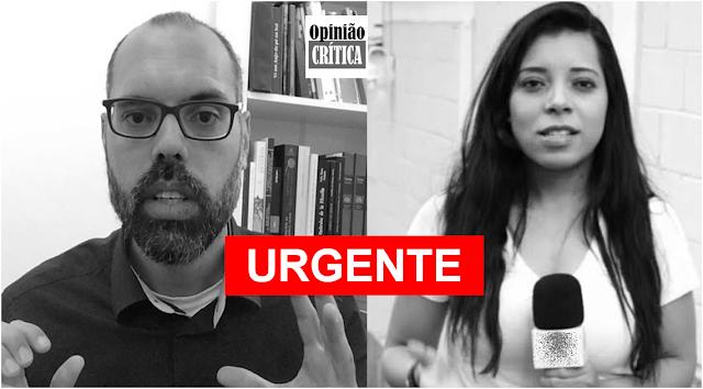 Jornalistas do Terça Livre ameaçados de morte