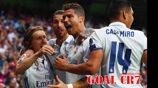 Vidio dan Hasil Pertandingan Real Madrid vs Atletico Madrid | Semi Final Liga Champion 2017