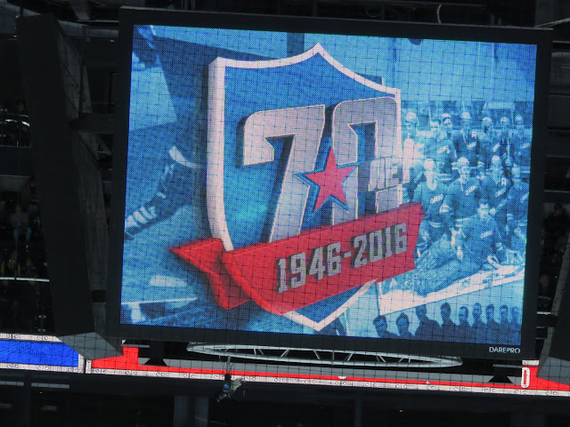 St. Petersburg SKA 70th anniversary logo