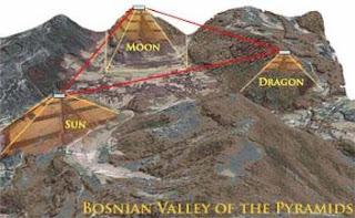 El valle de las pirámides de Bosnia. | maestroviejo