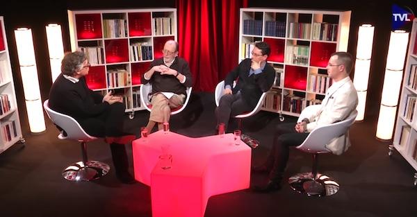 Les Idées à l'Endroit n°9: Proudhon - TV Libertés - 2 juin 2016 Michel Onfray, Alain de Benoist et Thibault Isabel