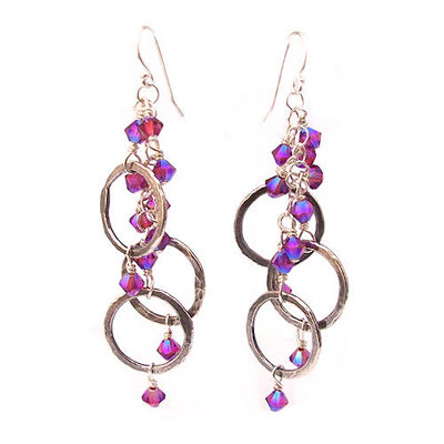 Designs of Beaded Earring Images 605 | world jewellery designs