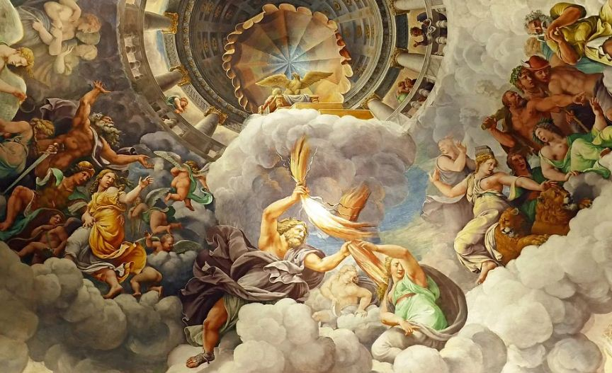 10 Dewa Terkuat Dalam Mitologi Yunani
