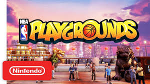 Download NBA Playgrounds Game