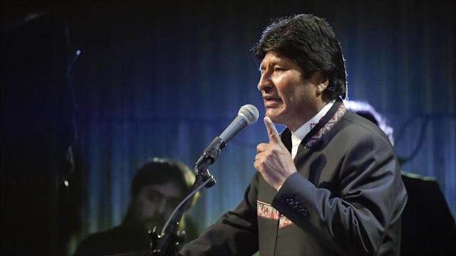 Morales alerta de nuevos golpes de EEUU para dominar Latinoamérica