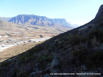 Bajando del Monte Amagro