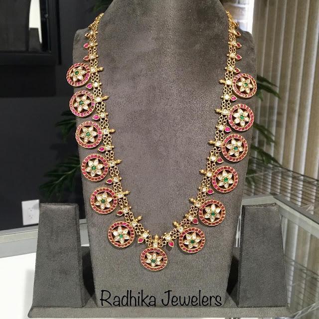 Bottu Mala by Radhika Jewellers