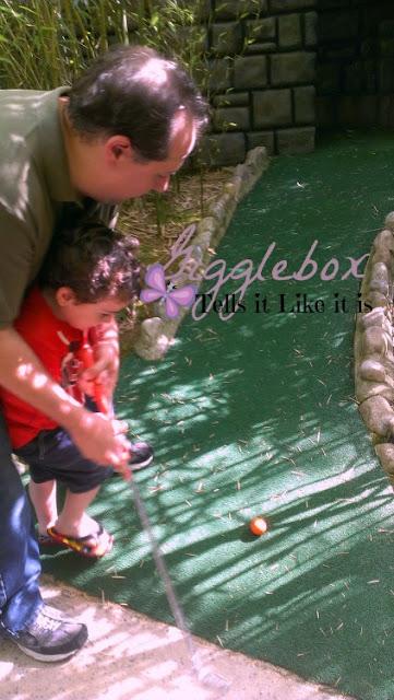 family fun, mini-golf, Northern Virginia, Perils of the Lost Jungle,