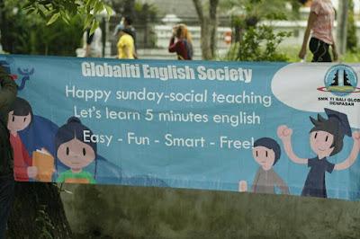 Globaliti English Society Didukung Penuh Oleh Gubernur Bali dan Pemerhati Pendidikan Bali