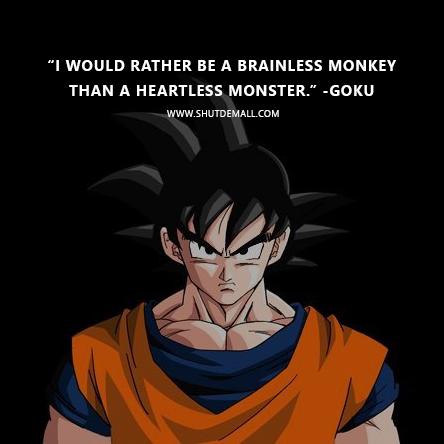 Goku-Quote