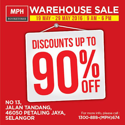 MPH Warehouse Sale