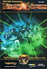Vernon Vipers 2009-10 Program (Second Edition)